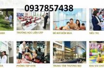 Bán căn hộ cao cấp 1PN, Sky Symphony giá cực hấp dẫn 800tr, LH: 0937857438