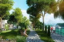Căn hộ cao cấp nằm trong khu biệt lập ven sông Cầu Kinh và Rạch Bến Ngựa chỉ 1.9 tỷ/ 2PN