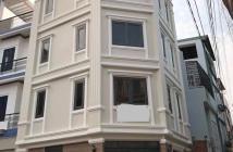 Bán nhà mới đẹp góc 2 MT HXH 5m Nguyễn Xí, nhà 5 tầng, 4x7.81, NH 4,57, giá 3.8 tỷ