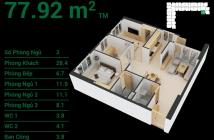 Căn hộ zen tower quận 12 chỉ 650 triệu/căn, cho vay 70% _0913.08.37.39