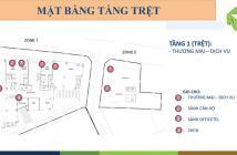 Bán ngay căn 2PN Sài Gòn Royal, 60m2 view hồ bơi, sông Sài Gòn. LH 0938 476 182