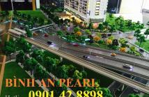 Bán căn hộ Bình An Pearl Quận 2 view sông 1PN, chỉ 1,8 tỷ