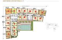 Chuyển nhượng căn 1PN- 53m2 view hồ bơi tại Saigon Royal, giá 3.45 tỷ. 0906626505