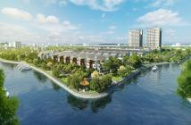 CH xanh ven sông Sài Gòn liền kề chợ Bến Thành, thiết kế Hàn Quốc sang trọng, TT 20% nhận nhà