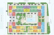 Cần bán lại căn 2 phòng ngủ dự án Florita ngay khu Him lam quận 7 Dự án nằm ngay cạnh Lotte Mart