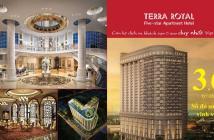 Bán căn hộ căn hộ Terra Royal tiện nghi 5* tại trung tâm quận 3, chỉ với 3,6 tỷ/58m2