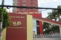 Bán căn hộ Bình Minh, ngay ngã tư Thủ Đức, full nội thất, giá chỉ 1.3 tỷ