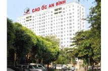 Bán CH An Bình, DT 72m2, 2PN, giá 1.85 tỷ, LH:0902456404