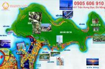 Bán 180m2 đất đường Nguyễn Hữu An,Đà Nẵng B9 view trực diện biển,núi Sơn Trà
