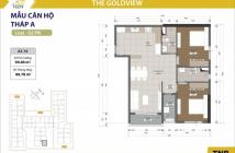 Bán chung cư The Gold View, Quận 4, Hồ Chí Minh