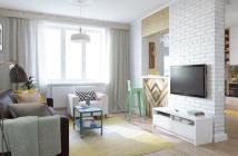 Bán căn hộ cao cấp Park View, căn góc, view 2 hướng đầy đủ nội thất DT 102 m2, LH 0982451897