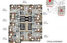 Bán CH Thảo Điền Pearl, 2PN 95m2 view Q1, Landmark 81 tầng, giá 4 tỷ. LH: 0937736623