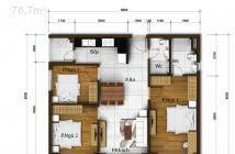 Mở bán căn hộ ven sông Sài Gòn - Ngay ga Metro Tân Cảng - CK 2% - 0939 650 100