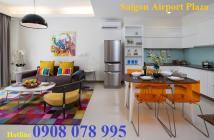 Bán CHCC Saigon Airport Plaza, 94 m2, view sân vườn. Hotline CĐT 0908 078 995