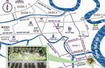 Dự án green riverside phú xuân nhà bè đường huỳnh tấn phát mở bán 500 nền đất sổ đỏ xây tự do