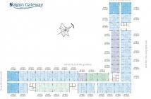Mới tung 10 suất nội bộ giá tốt nhất dự án Sài Gòn Gateway- Đất Xanh. LH 0938.780.895