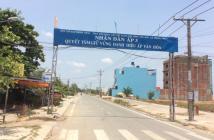 Bán nhà phố Bình Chánh ngay QL50 - Giá 1.7 tỷ