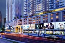 Căn hộ & lô thương mại giống kiểu mẫu chợ An Đông, chỉ còn 12 căn Duplex 160m2 tại Q6