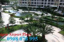 Bán CH Saigon Airport Plaza 155m2-3PN view sân bay, giá cạnh tranh – Hotline CĐT 0908 078 995