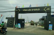 Căn hộ nhà ở xã hội D'GOLD - chỉ 14tr/m2 liền kề KCN Vĩnh Lộc.