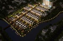Biệt thự phố vườn cho không gian sống lành mạnh - nằm khu VIP Q7 Bùi Văn Ba - giá 8ty - 0909 88 55 93