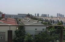 Cho thuê căn hộ Nam Khang, Phú Mỹ Hưng. 164m2, căn góc, 2 sân