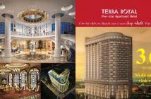 Bán Căn hộ Terra Royal  tiện nghi 5* tại trung tâm quận 3, chỉ với 3,6 tỷ/58m2 với hai phòng ngủ nhận ngay Chiết khấu 3%