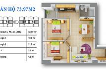 Bán căn hộ 12 View quận 12 giá rẻ, căn 2 phòng bán có nội thất, giá 1,1 tỷ
