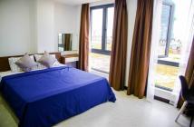 Cho thuê căn hộ khu vực gần biển, giá cả hợp lý, nội thất đầy đủ dọn vào ở ngay.