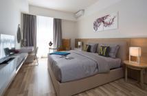 Bán căn hộ Tropic Garden, 2 phòng ngủ, 65m2, nhà thô, view đẹp