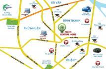 Chỉ cần 1,9 TỶ cho căn 2PN căn hộ Tecco Central Home, Bình Thạnh. LH 0901993120