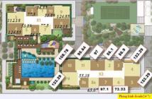 Bán căn hộ tại Sunrise City, Quận 7, Tp. HCM. 53m2, 1.9 tỷ. 0919 996 124