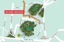 Bán căn hộ Orchard Park View thanh toán 1 tỷ nhận nhà