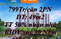 450tr sở hữu ngay căn hộ 2 phòng ngủ- 1WC – View Đông Bắc – LH 0886 040 040- TT 50% nhận nhà