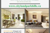 Dự án Cityland Park Hills Gò Vấp, cần bán gấp 1 căn hộ và một căn nhà phố giá rẻ