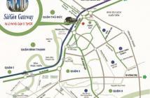 Sài Gòn Gateway mở bán giai đoạn 1, nguồn hàng rẻ nhất, CH 2PN, 2WC chỉ có 1.15 tỷ