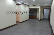 Căn hộ Hoàng Anh Thanh Bình 2 phòng ngủ, 1 wc, nhà trống.Giá cho thuê: 11 triệu/tháng, 0909037377