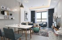 Cần bán gấp căn hộ Lotus Garden, quận Tân Phú, DT 67 m2, 2 pn, 1 wc, Block B