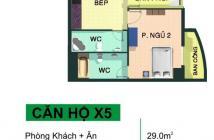 Căn hộ Big C Phú Thạnh, DT 90m2, 3PN, giá 1.6 tỷ, LH: 0902.456.404
