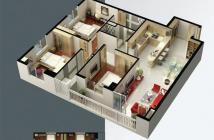 Bán căn hộ mới 540 triệu 80m2/2 PN Thủ Đức