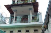 Định cư nước ngoài bán gấp nhà phố (1trệt3 lầu), hướng Đ-N hẻm xe hơi 6m NTT,Q7,(5x24)m giá 8.6ty