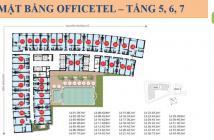 Bán Officetel Sai Gon Royal, 40m2 giá 2.8 tỷ (VAT) . LH: 0932009007 – Anh Tú