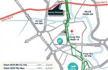 Đất nền thành phố giá 6 tr/m2 đường lê văn khương nối dài