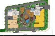 Mua Penthouse The Golden Star được tặng sân vườn cực rộng