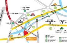 Căn hộ cao cấp quận 8 - Hồ Chí Minh