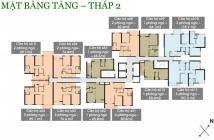 Cần bán gấp căn hộ Vista Verde 1PN tháp T2, 54.4m2, view hồ bơi, giá bán 2,1 tỷ. 0938 658 818