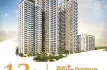 Bán căn hộ 4 mặt tiền đường Lý Chiêu Hoàng, Quận 6. Trả trước 130 triệu. CK 13%, nội thất cao cấp.