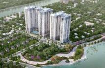 Bán gấp căn 2PN Tháp T2 căn số 07 tầng trung M-one Quận 7, view sông cực đẹp, DT 73m2, giá 1.91 tỷ