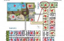 Cần nhượng lại căn 3PN, 110m2, Orchard Park View, giá cực hữu nghị. LH Ms. Vy 0906626505
