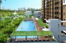 Sở hữu ngay căn hộ 2 PN, view hồ bơi, công viên, chỉ 850tr/căn, trả góp 0% LS.